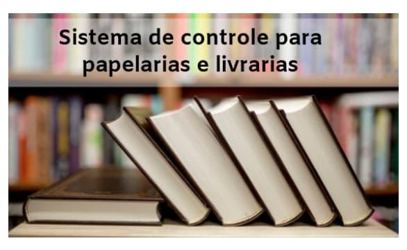 Sistema de Controle Para Livraria e Papelaria