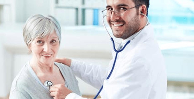 Planos de saúde para idosos.